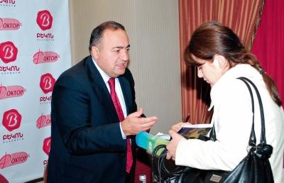 Мушег Мамиконян: «Свои позиции нужно излагать по зову сердца…»