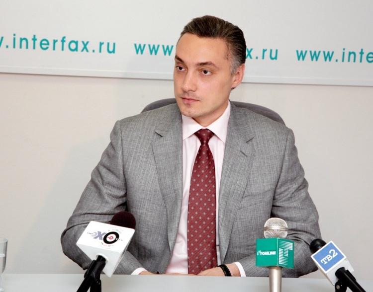 Пресс-конференция в бюро агентства «Интерфакс»