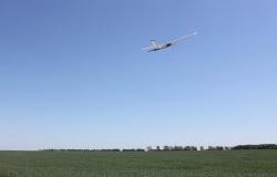 Беспилотник для пшеницы