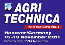 15.11 – 19.11.2011. Специальные мероприятия в рамках выставки Agritechnica в Ганновере