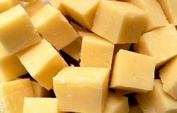 Пластик из сыра