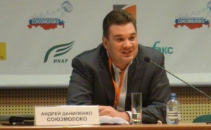 А. Л. Даниленко, председатель Правления Национального союза призводителей молока