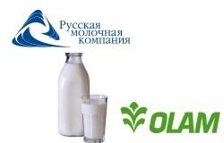 Половину прироста производства молока возьмет на себя одна компания