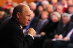 В.Путин пообещал сделать Россию крупнейшей мировой «кормушкой»