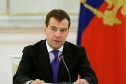 Медведев обещал выделить дополнительные 2,3 млрд рублей на развитие села