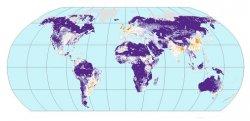Новые мировые карты распределения животноводства