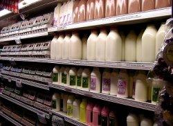 Турция начнет поставки молока в Россию