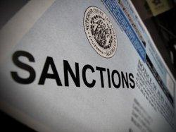 Санкционный список может расшириться