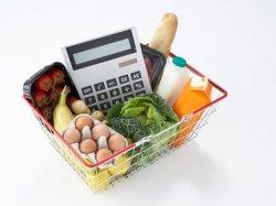 Потребители оптимизировали продуктовую корзину