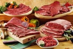 Россия с момента введения продуктового эмбарго сократила импорт мяса на треть