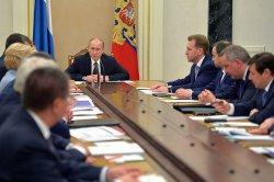 Выступление Н.В. Федорова на совещании у Президента России