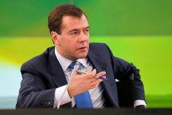 Дмитрий Медведев:«Курс на импортозамещение должен учитывать международные обязательства РФ»