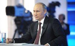 Владимир Путин:«Россия должна использовать санкции для выхода на новые рубежи развития»