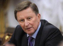 Сергей Иванов:«Лучше бы нам подольше пожить в режиме санкций - антисанкций»