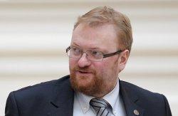 Виталий Милонов: «Просьба учредить Федеральное агентство по развитию импортозамещения, семейного предпринимательства и самозанятости»