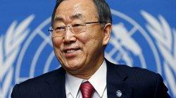 Пан Ги Мун: «Весь мир должен взять на себя обязательство по искоренению голода»